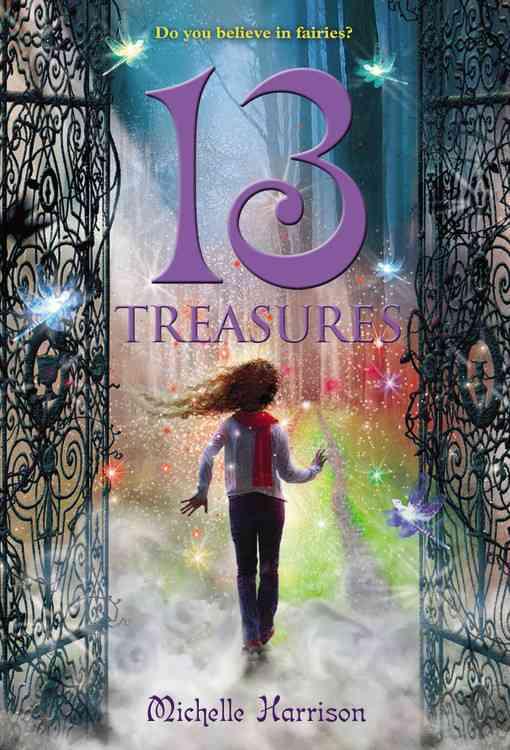 13 Treasures By Harrison, Michelle
